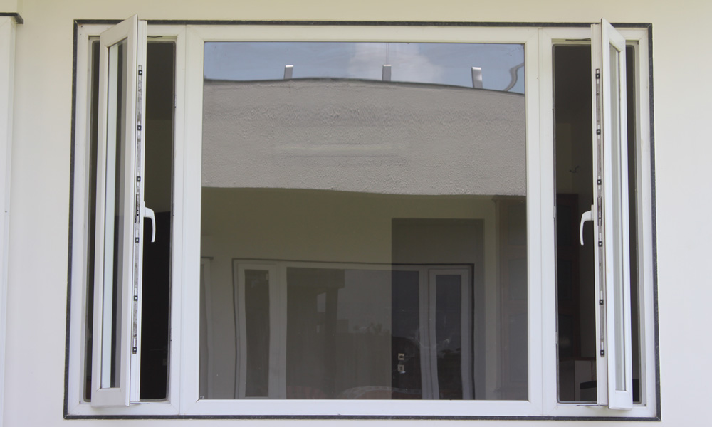 Casement uPVC Windows Manufacturer in Ahmedabad, uPVC Casement Windows Supplier in Gujarat