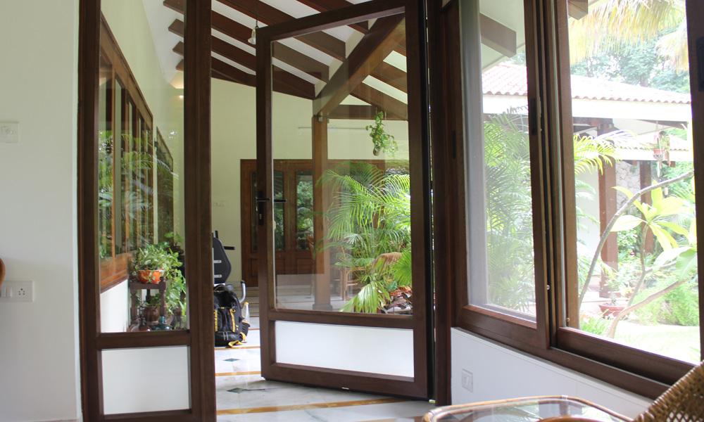 Casement uPVC Doors Manufacturer in Ahmedabad, uPVC Casement Doors Supplier in Gujarat